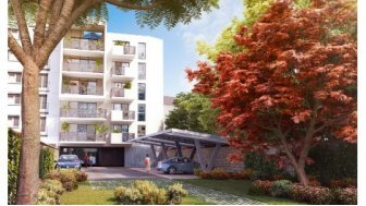 Programme immobilier neuf Quai 111 Orléans