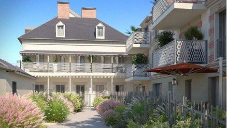 Écohabitat immobilier neuf éco-habitat Parc Belles Rives