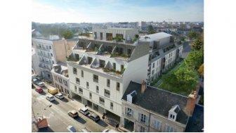 Eco habitat programme Résidence le 125 Faubourg Orléans