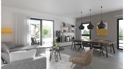 immobilier basse consommation à Saint-Jean-le-Blanc