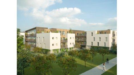 Programme immobilier loi Pinel You Green à Saran