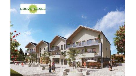 Éco habitat éco-habitat Convergence à Boigny-sur-Bionne