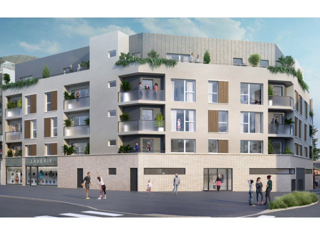Programme immobilier loi Pinel Emergence à Chartres