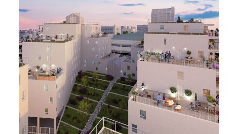 Écohabitat immobilier neuf éco-habitat Olivet Luminescence