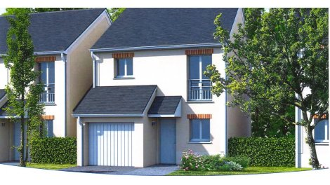 Programme immobilier loi Pinel Le Clos de Pailly 2 à La Chapelle-Saint-Mesmin