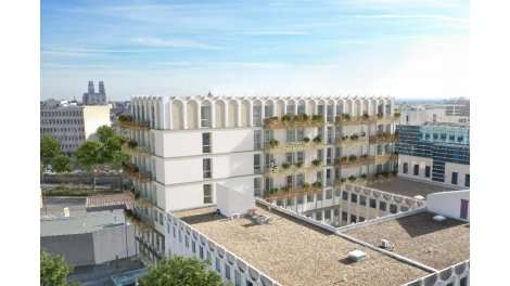 Écohabitat immobilier neuf éco-habitat Le Magellan