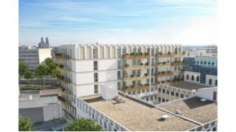 Programme immobilier neuf Le Magellan Orléans