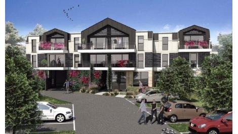 Écohabitat immobilier neuf éco-habitat Centre Val de Loire Vert City