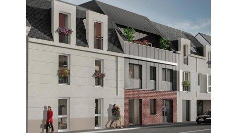 Programme immobilier loi Pinel Villa Aurelia à Orléans