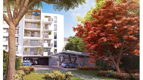 Programme immobilier loi Pinel Quai 111 à Orléans