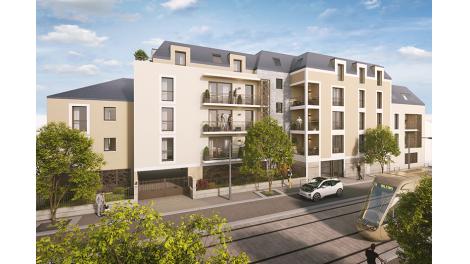 Programme immobilier loi Pinel L'Ecrin à Orléans