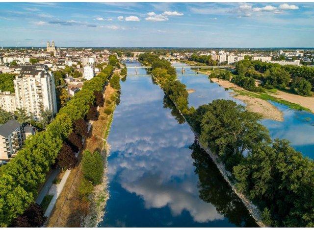 Programme immobilier loi Pinel Loir'Idyl à Orléans