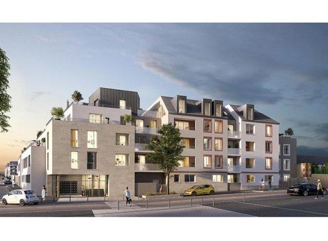 Programme immobilier loi Pinel Esprit Faubourg à Orléans