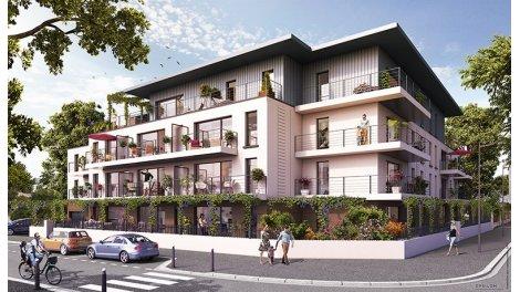 Appartement neuf Carre de Vigne éco-habitat à Saint-Jean-de-Braye