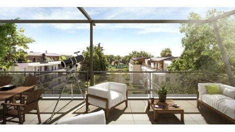 Appartement neuf Le Clos Saint Loup éco-habitat à Saint-Jean-de-Braye