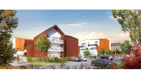Éco habitat éco-habitat Emergence à Saint-Jean-de-Braye