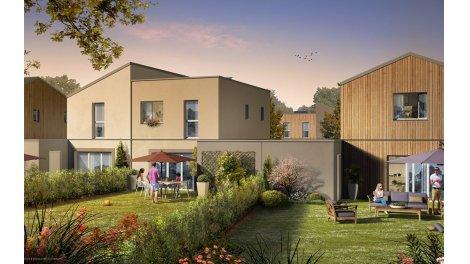 Maisons neuves Le Clos du Petit Bois éco-habitat à Saint-Jean-de-la-Ruelle