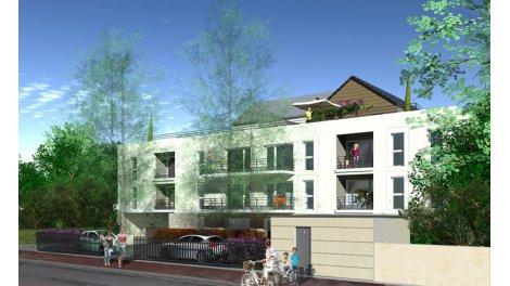 Écohabitat immobilier neuf éco-habitat Olivet Vert Halage