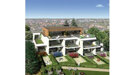 Écohabitat immobilier neuf éco-habitat Vert Loire