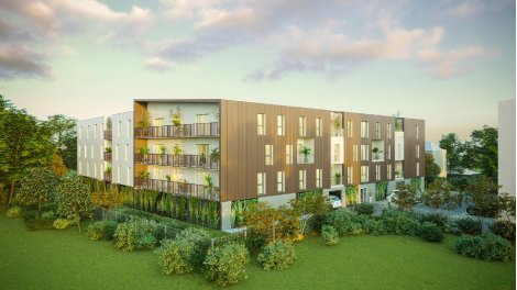 Programme immobilier loi Pinel You Green à Saran