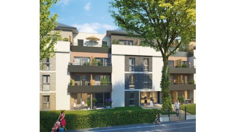 Programme immobilier loi Pinel Imagine à Tours