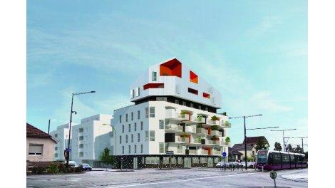 Programme immobilier loi Pinel Skyline à Dijon