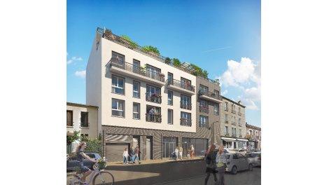 Programme immobilier loi Pinel Confluence à Alfortville