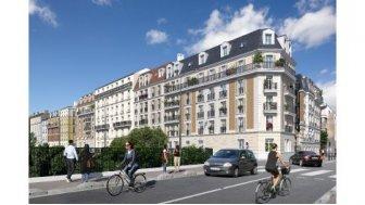 Pinel programme Villa Aubert Vincennes